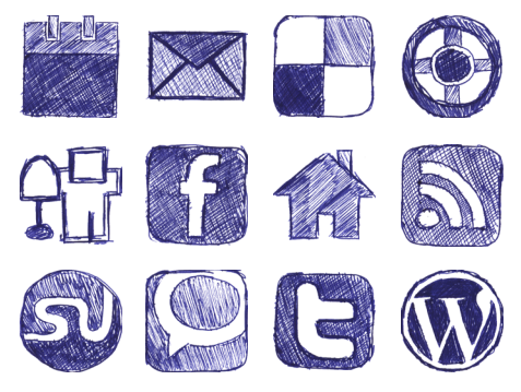 Иконки Spoon Graphics Doodle Icons